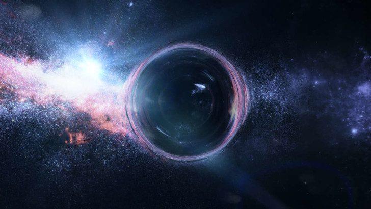 Pierwsze zdjęcia czarnej dziury