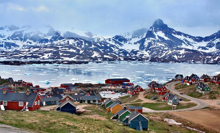 W czerwcu 100-metrowe tsunami uderzyło na Grenlandii – świat milczy
