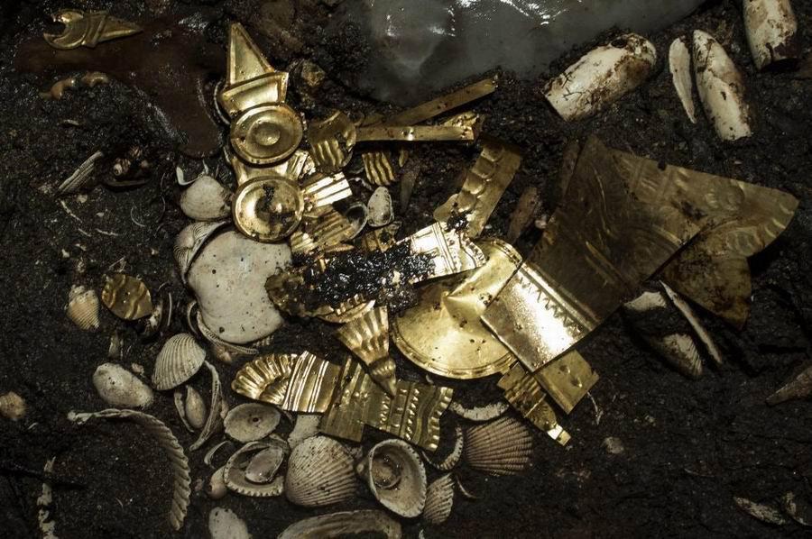 22 czerwca 2017 r. odnaleziono złoto Azteków