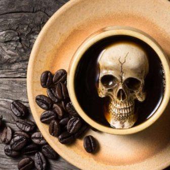 Kofeina jak narkotyk
