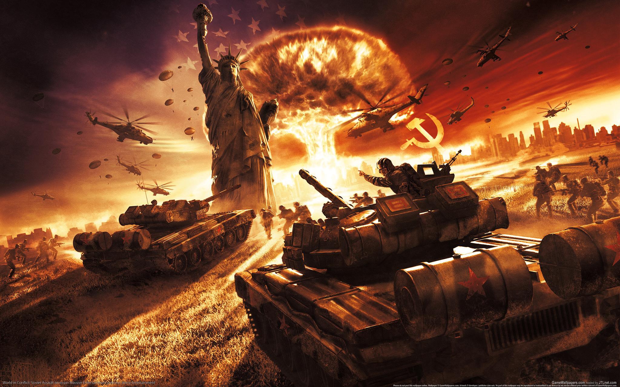 10 tajnych rządowych planów inwazji na inne państwa