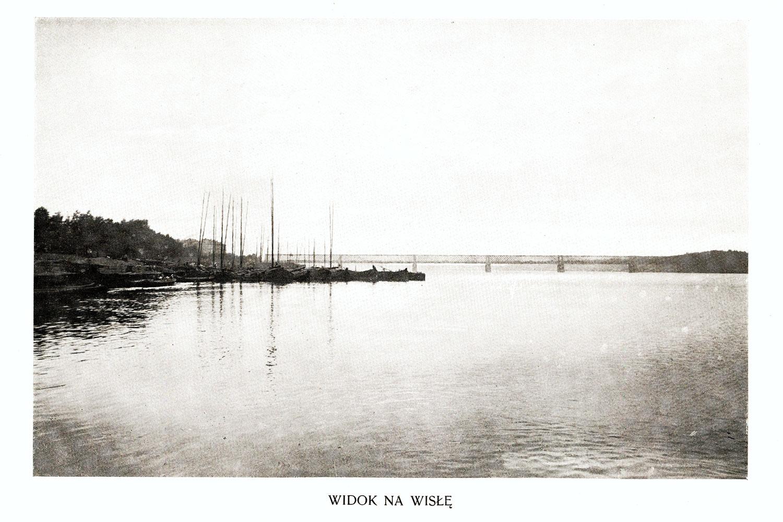 Ciekawe.org Widoki Warszawy 1899 r. Widok na Wisłę