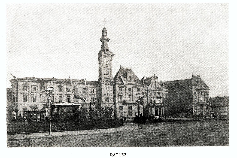 Ciekawe.org Widoki Warszawy 1899 r. Ratusz