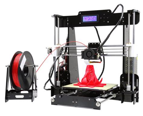 Sprytne wykorzystanie drukarek 3D