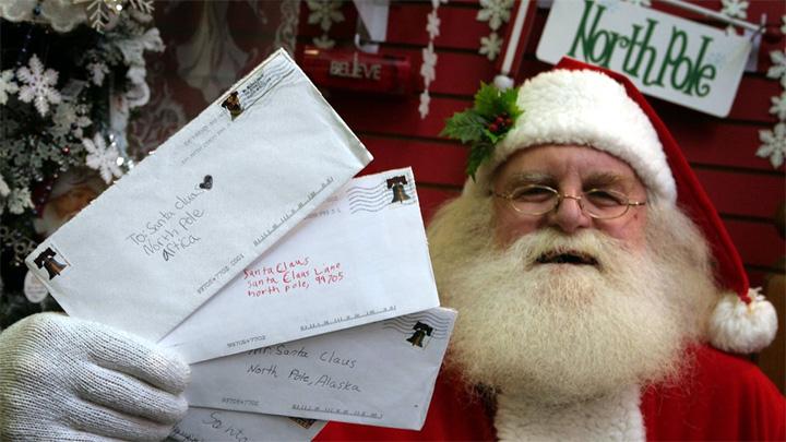 Kanadyjski Święty Mikołaj - Ciekawe.org