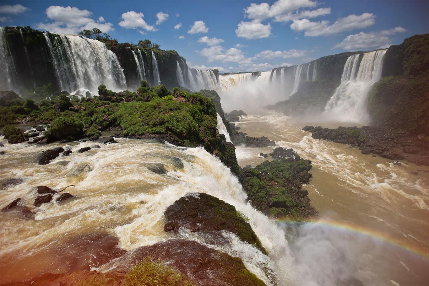 Wodospady Iguassu