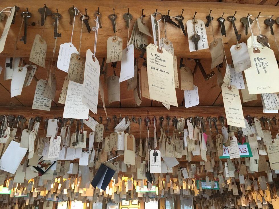 Baldplate - dom tysiąca kluczy