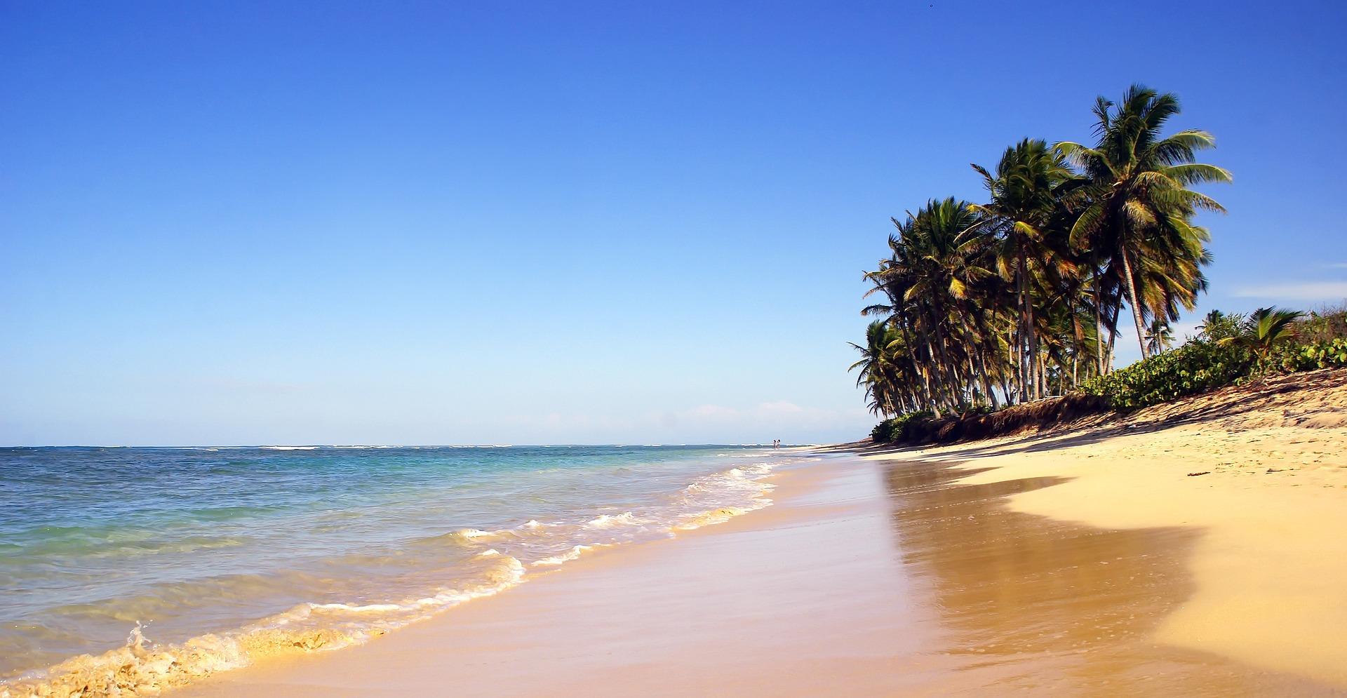 Dominikana i plaże Punta Cana
