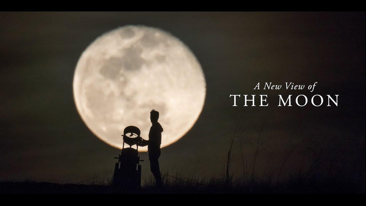 Gdy pierwszy raz widzisz księżyc...