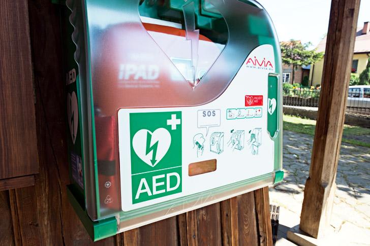 Jak działają defibrylatory AED - o faktach i mitach rozmawiamy ze specjalistą