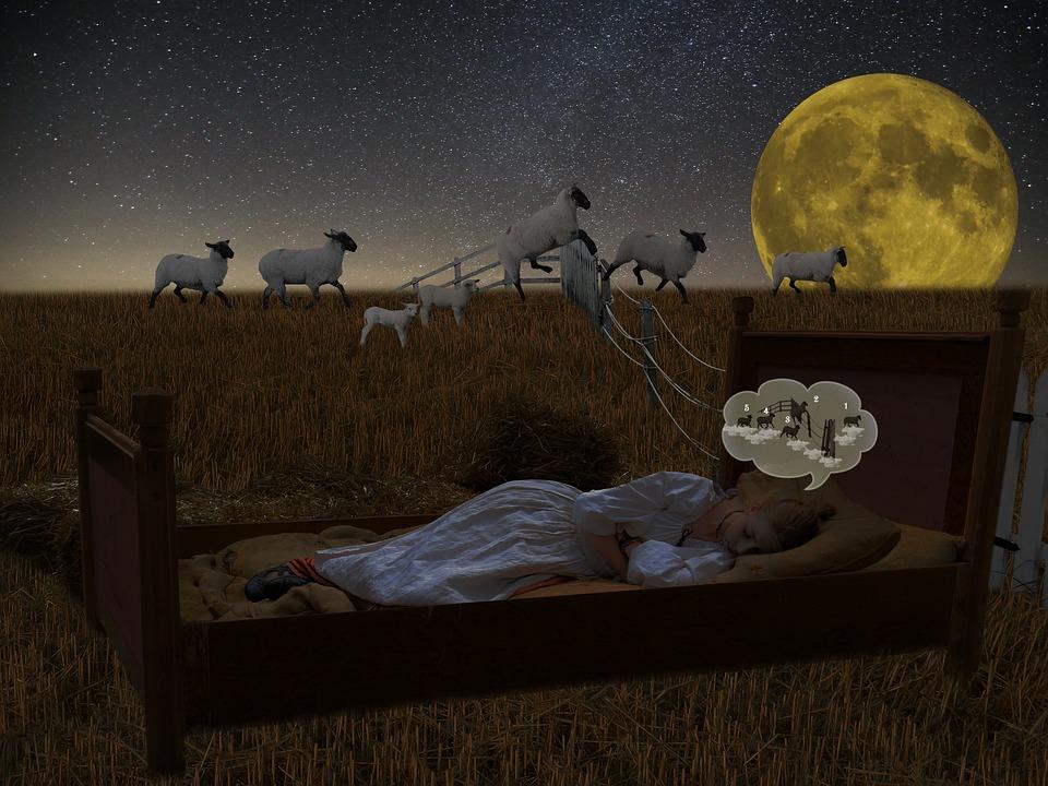 Sposób na kontrolowanie snów