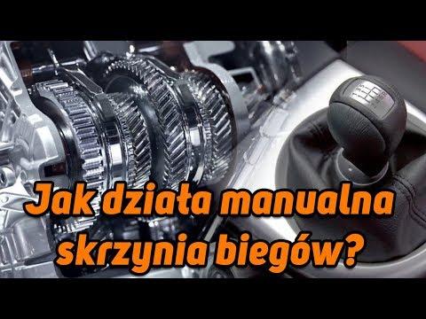 Jak działa skrzynia biegów manualna?