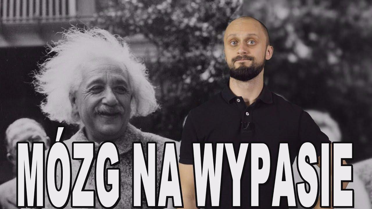 Mózg na wypasie - Albert Einstein