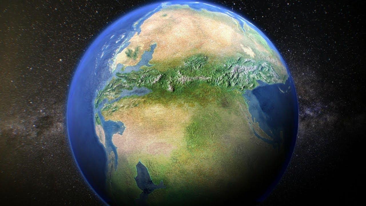 Co by było, gdybyś żył na superkontynencie Pangea?