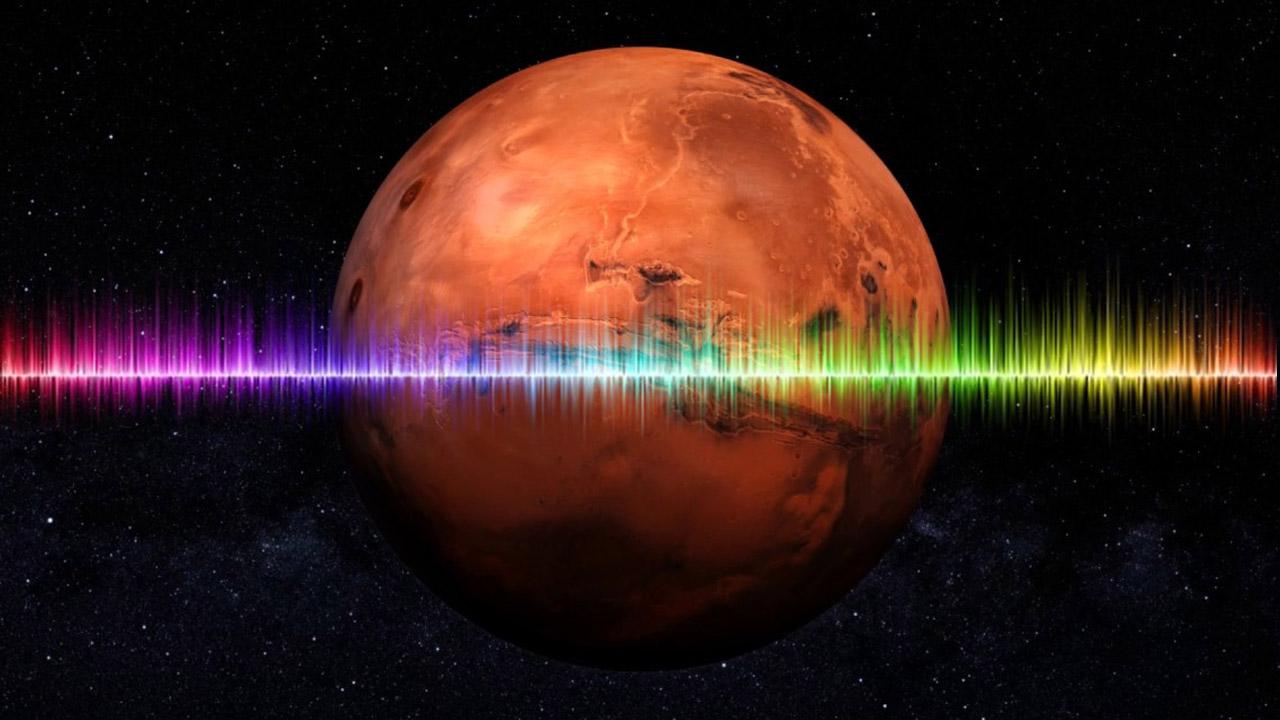 Na Marsie niespodziewanie nagrano dźwięki wiatru!