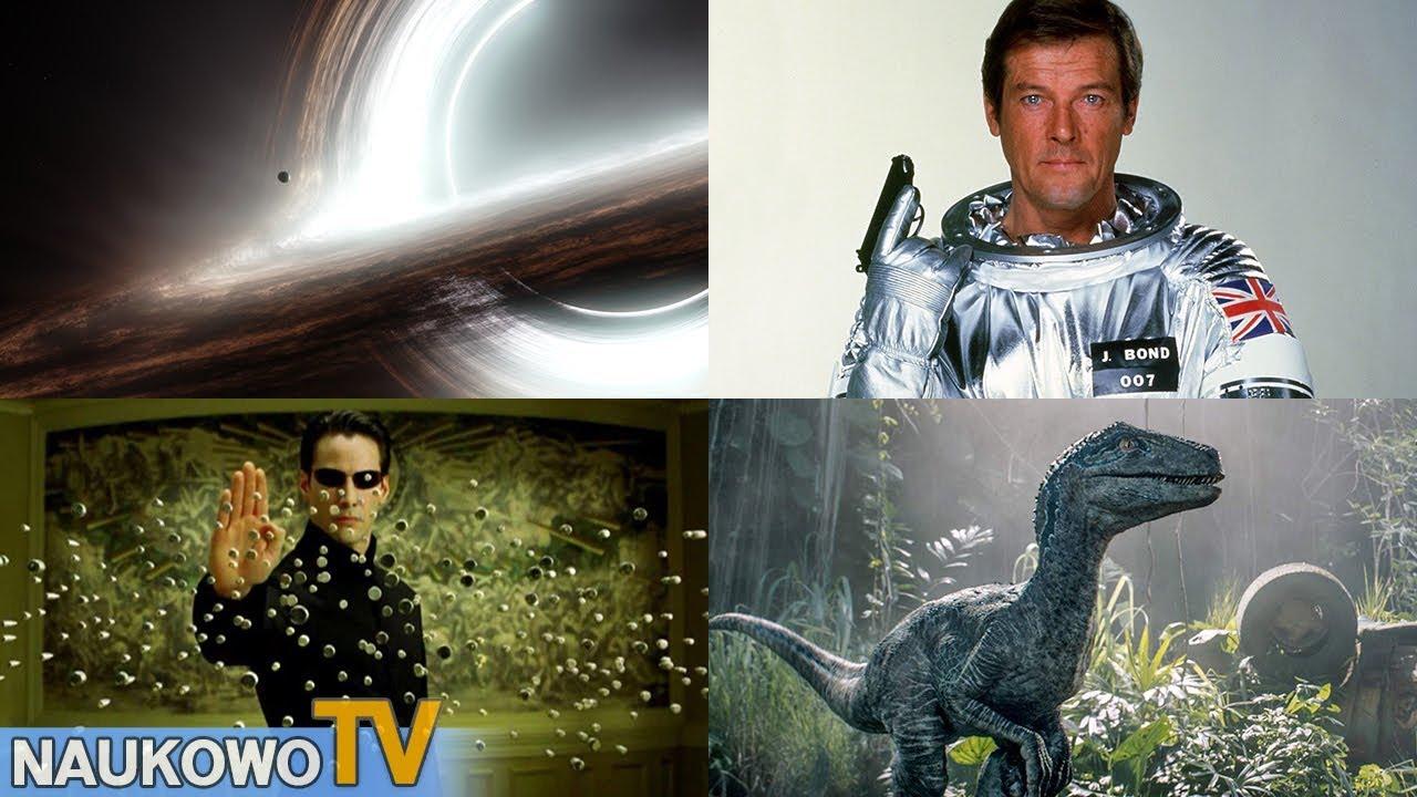 Nauka a kino - realizm (i jego brak) w filmach sci-fi?