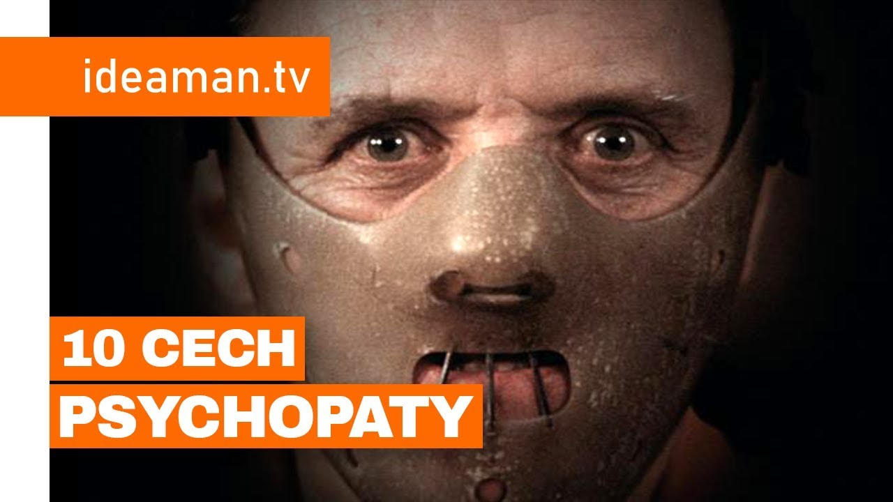 Czy jesteś psychopatą? Sprawdź tych 10 cech.