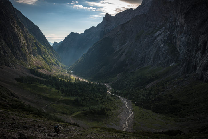Dolina Höllental
